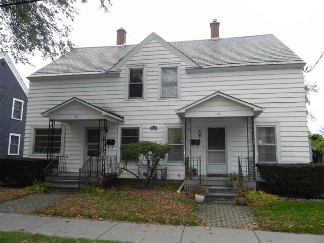 53 Central Avenue, Burlington, VT 05401 (MLS #4726710) :: Lajoie Home Team at Keller Williams Realty
