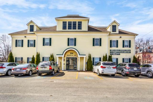 114 Merriam Avenue 103-104, Leominister, MA 01430 (MLS #4726917) :: Lajoie Home Team at Keller Williams Realty