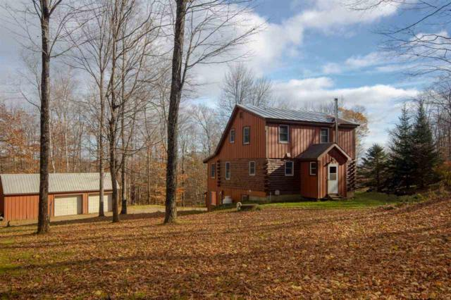 317 Brook Road, Strafford, VT 05072 (MLS #4727100) :: The Gardner Group