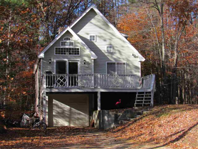 206 Paradise Drive, Moultonborough, NH 03254 (MLS #4727129) :: Lajoie Home Team at Keller Williams Realty