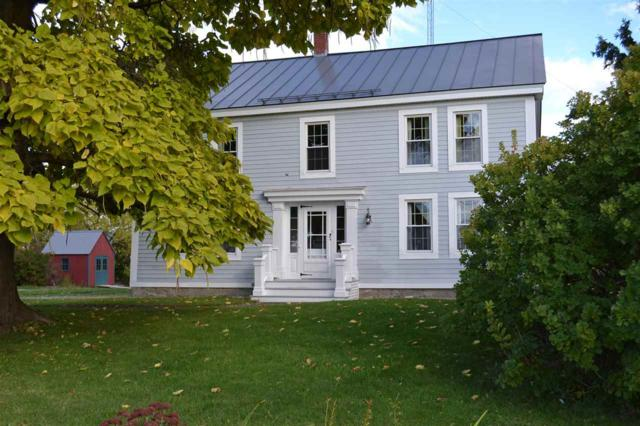 3206 Ethan Allen Highway, New Haven, VT 05472 (MLS #4727445) :: Hergenrother Realty Group Vermont