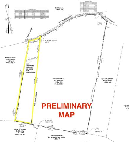 0 East Bakersfield Rd Lot #1, Bakersfield, VT 05450 (MLS #4727502) :: The Gardner Group