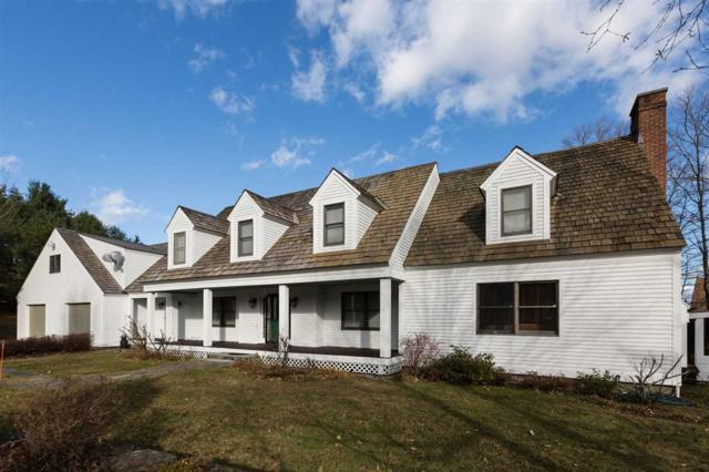 300 Grandma'ams Hill Road, Bridgewater, VT 05034 (MLS #4727513) :: The Gardner Group