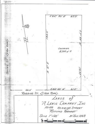 135 Robinns Street, Rutland City, VT 05701 (MLS #4727681) :: The Gardner Group