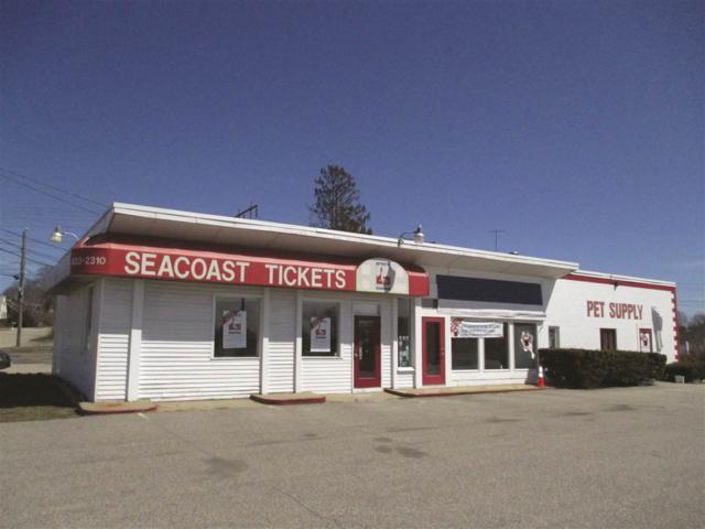 150 Spaulding Turnpike, Portsmouth, NH 03801 (MLS #4727709) :: Keller Williams Coastal Realty