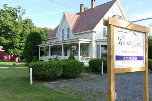 5763 West Woodstock Road, Woodstock, VT 05091 (MLS #4727726) :: Hergenrother Realty Group Vermont