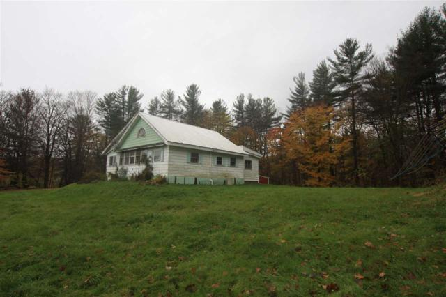 1355 Goulden Ridge Road, Weathersfield, VT 05156 (MLS #4727730) :: The Gardner Group
