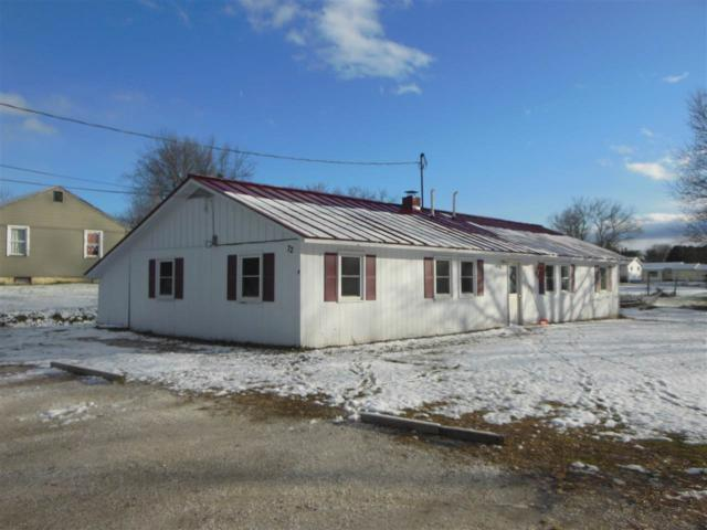 72 Seminary Street, Middlebury, VT 05753 (MLS #4727792) :: Hergenrother Realty Group Vermont