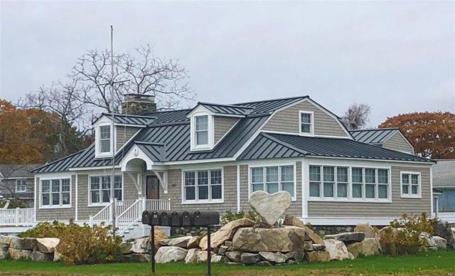 871 Ocean Boulevard, Rye, NH 03870 (MLS #4728281) :: Keller Williams Coastal Realty