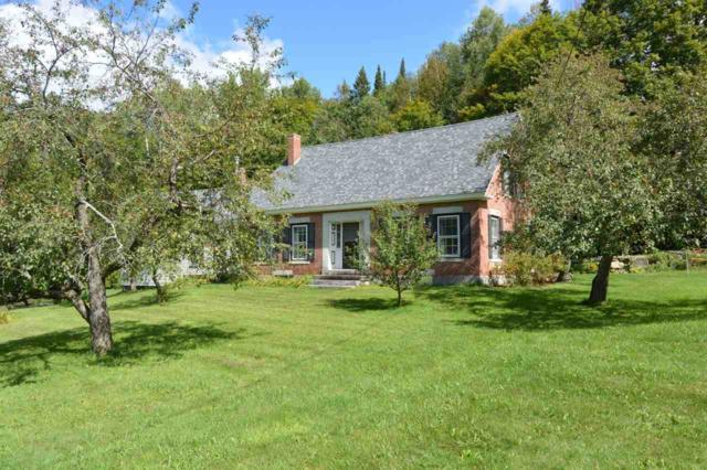 3171 Brook Road, Plainfield, VT 05667 (MLS #4728360) :: Hergenrother Realty Group Vermont