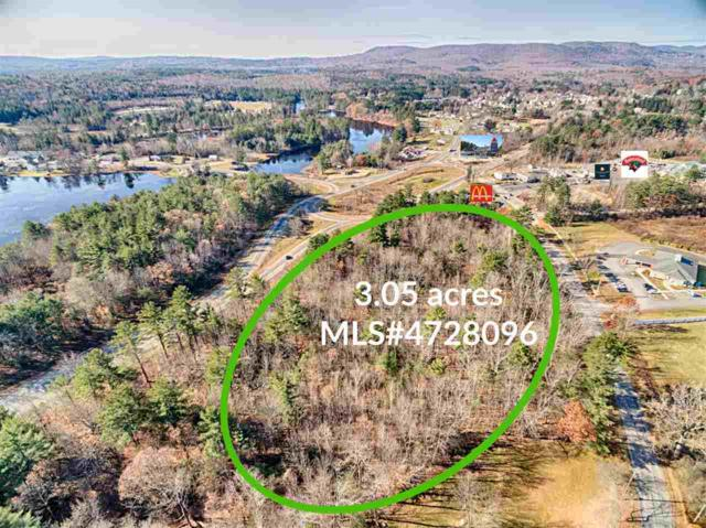 Lot 57 New Durham Road, Alton, NH 03809 (MLS #4728392) :: The Hammond Team