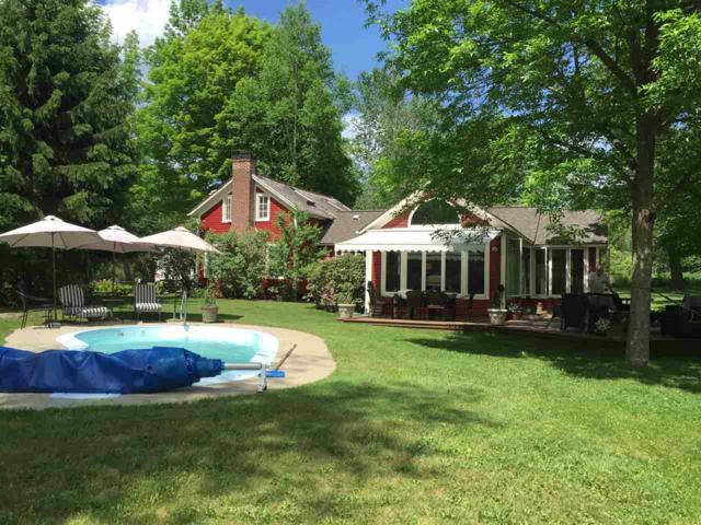 1430 Lower Hollow Road, Dorset, VT 05251 (MLS #4728413) :: Hergenrother Realty Group Vermont