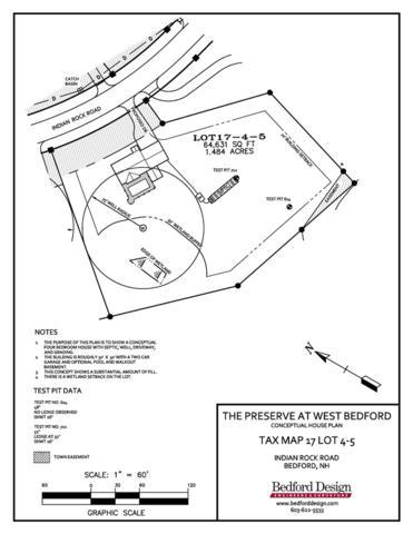 P-5 Indian Rock Road 17-4-5, Bedford, NH 03110 (MLS #4728475) :: The Hammond Team