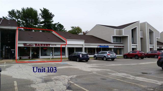 254 N Broadway Road #103, Salem, NH 03079 (MLS #4728513) :: Lajoie Home Team at Keller Williams Realty