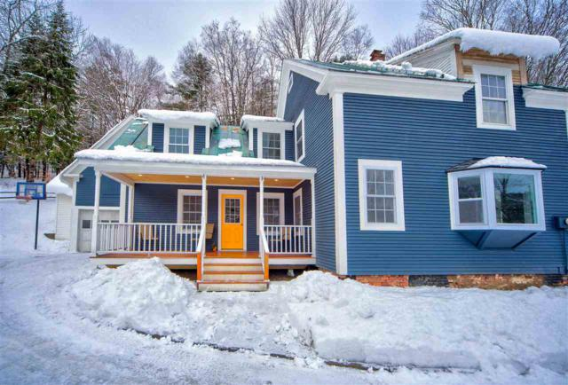 69 South Street, Woodstock, VT 05091 (MLS #4729023) :: Hergenrother Realty Group Vermont