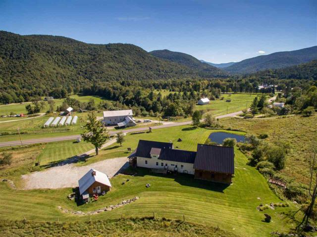 4275 Route 100 North, Pittsfield, VT 05762 (MLS #4729575) :: Keller Williams Coastal Realty