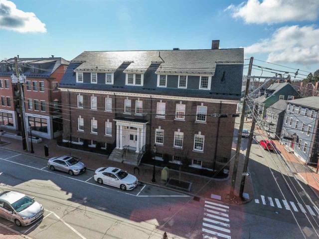 135 Daniel Street #302, Portsmouth, NH 03801 (MLS #4729650) :: Keller Williams Coastal Realty