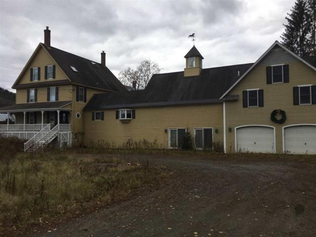 1054 West Woodstock Road, Woodstock, VT 05091 (MLS #4729705) :: Hergenrother Realty Group Vermont