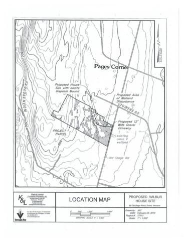 94 Old Stage Road, Essex, VT 05452 (MLS #4729855) :: The Gardner Group