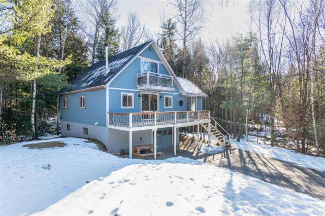 127 Paradise Drive, Moultonborough, NH 03254 (MLS #4729958) :: Lajoie Home Team at Keller Williams Realty