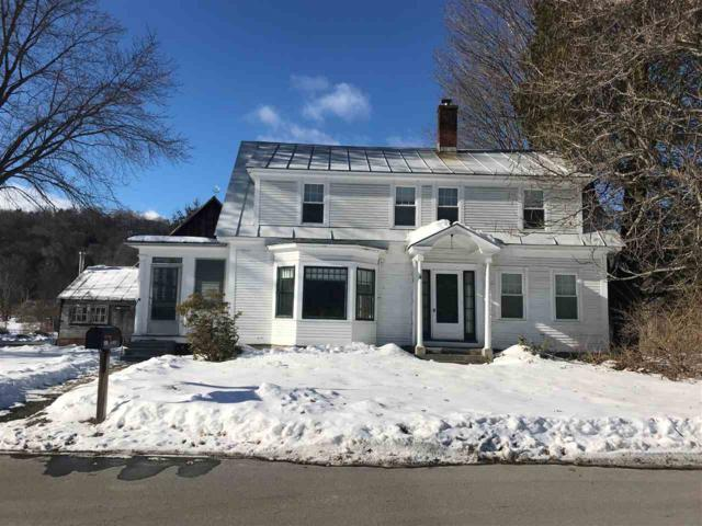 3663 Cox District Road, Woodstock, VT 05091 (MLS #4730107) :: Hergenrother Realty Group Vermont