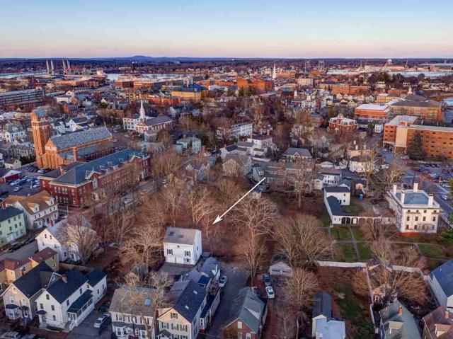 67 Cabot Street #5, Portsmouth, NH 03801 (MLS #4730147) :: Lajoie Home Team at Keller Williams Realty