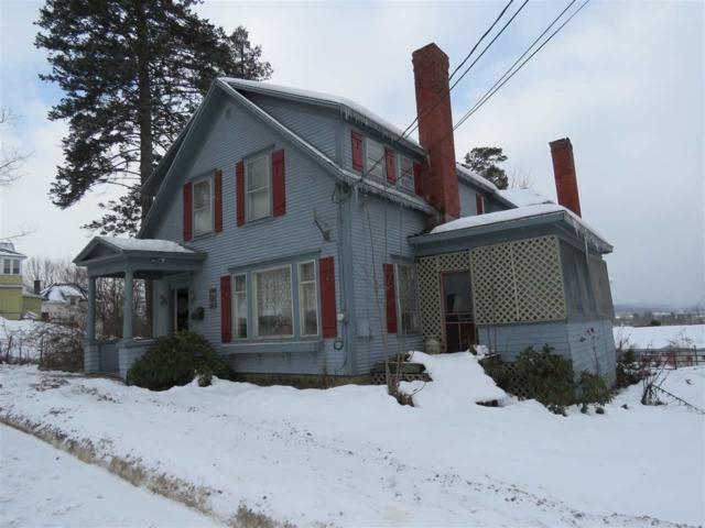 122 Pleasant Street, Newport City, VT 05855 (MLS #4730414) :: The Gardner Group
