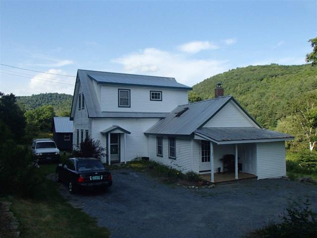 1142 Route 113, West Fairlee, VT 05083 (MLS #4730438) :: Lajoie Home Team at Keller Williams Realty