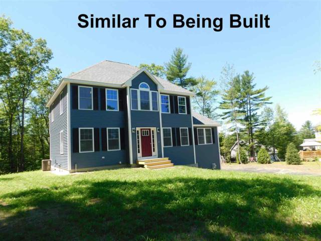 Leavitt (Lot 6-4) Road 6-4, Belmont, NH 03220 (MLS #4730443) :: Lajoie Home Team at Keller Williams Realty