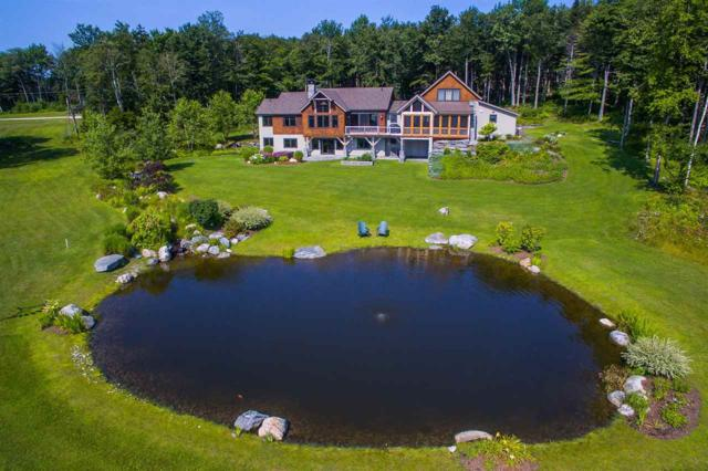 320 Valley View Drive Extension, Ludlow, VT 05143 (MLS #4730489) :: Lajoie Home Team at Keller Williams Realty