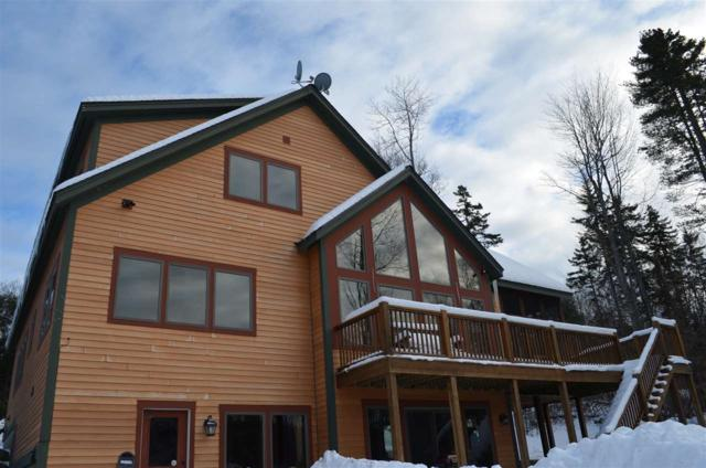286 Echo View Road, Plymouth, VT 05056 (MLS #4730596) :: Lajoie Home Team at Keller Williams Realty