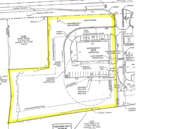 Lot A Nh Route 104, New Hampton, NH 03256 (MLS #4730734) :: Lajoie Home Team at Keller Williams Realty