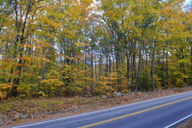 Lot 23 Mountain Road, Tuftonboro, NH 03816 (MLS #4730946) :: Keller Williams Coastal Realty