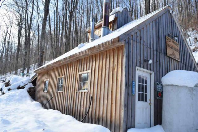 3451 Big Hollow Road, Starksboro, VT 05487 (MLS #4730967) :: The Hammond Team