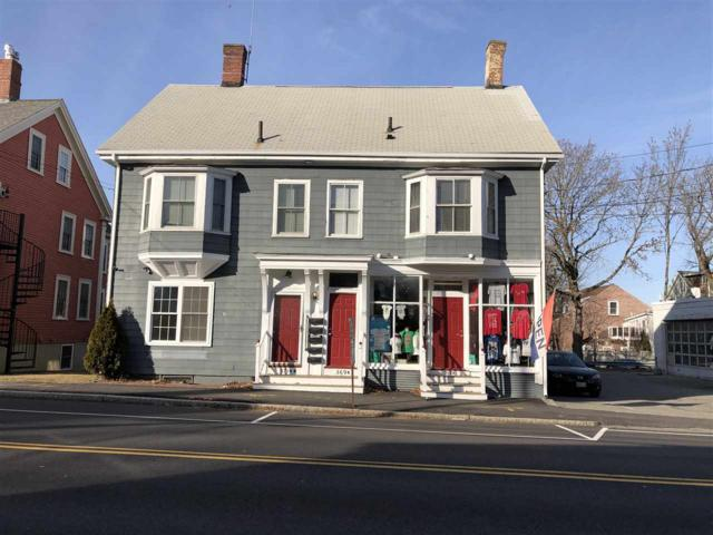 371 Islington Street A, Portsmouth, NH 03801 (MLS #4731327) :: Lajoie Home Team at Keller Williams Realty