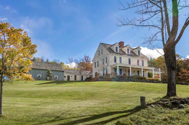 529 Kerwin Hill Road, Norwich, VT 05055 (MLS #4731571) :: Hergenrother Realty Group Vermont