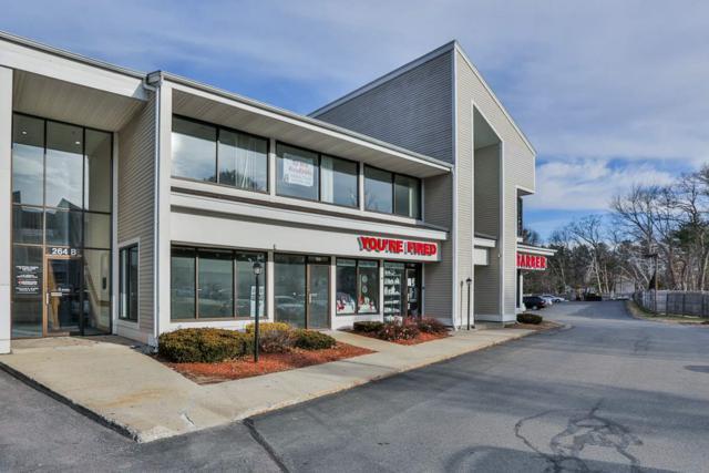 264 North Broadway Suite 205 Suite 205, Salem, NH 03079 (MLS #4731857) :: Lajoie Home Team at Keller Williams Realty