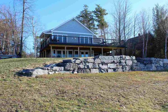 1438 Savage Point Rd, North Hero, VT 05474 (MLS #4731899) :: The Hammond Team