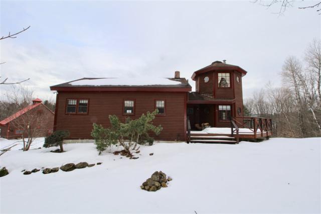 811 Summit Road, Mount Holly, VT 05758 (MLS #4732357) :: The Gardner Group