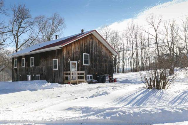 1851 Center Fayston Road, Fayston, VT 05660 (MLS #4732524) :: Hergenrother Realty Group Vermont
