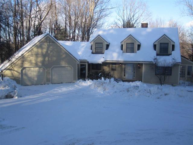 58 Macnicoll Way, Hartford, VT 05059 (MLS #4732740) :: Lajoie Home Team at Keller Williams Realty