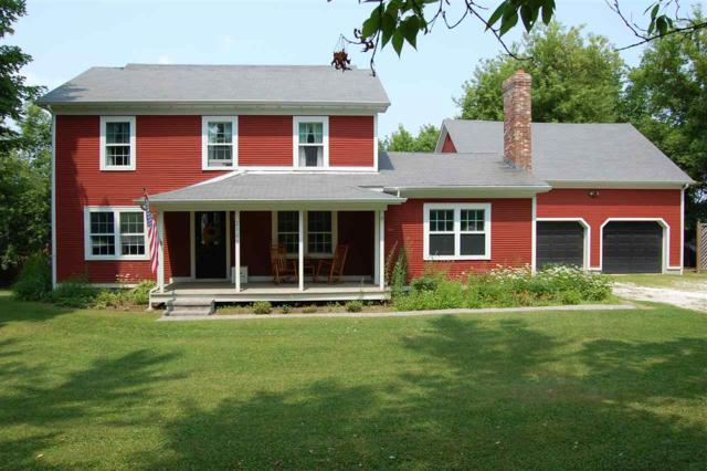 2101 Hinesburg Road, Charlotte, VT 05445 (MLS #4732831) :: The Gardner Group