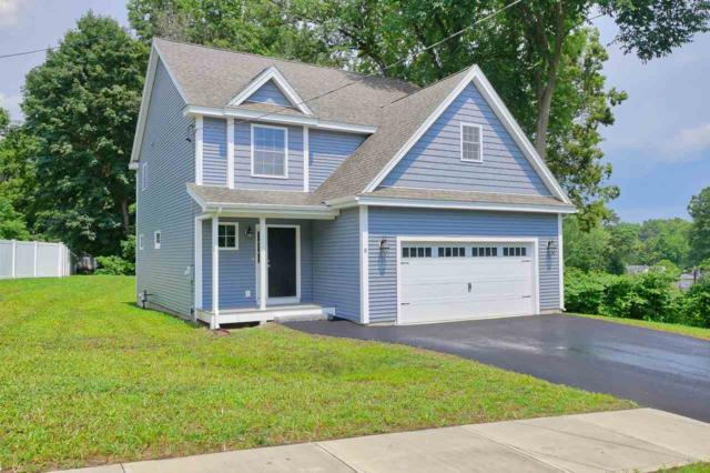 16 Double Brook Road #9, Manchester, NH 03109 (MLS #4733084) :: Lajoie Home Team at Keller Williams Realty