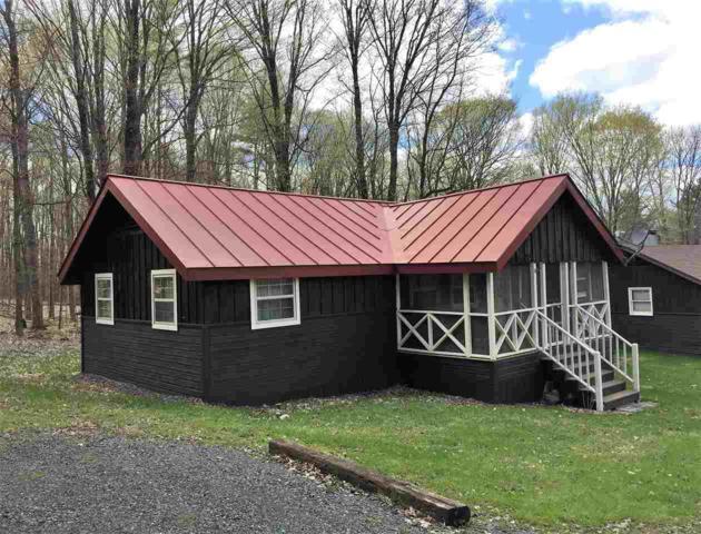 266 Green Mountain Village Road, Hubbardton, VT 05735 (MLS #4733125) :: The Gardner Group