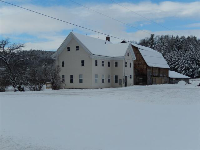 1671 Us Route 5 North, Fairlee, VT 05045 (MLS #4733148) :: The Gardner Group
