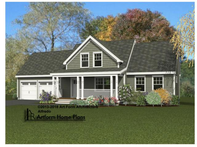 Lot 4 Miller Road Lot 4, Kittery, ME 03904 (MLS #4733163) :: Lajoie Home Team at Keller Williams Realty