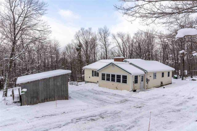 1211 Lincoln Gap Road, Lincoln, VT 05443 (MLS #4733278) :: Hergenrother Realty Group Vermont