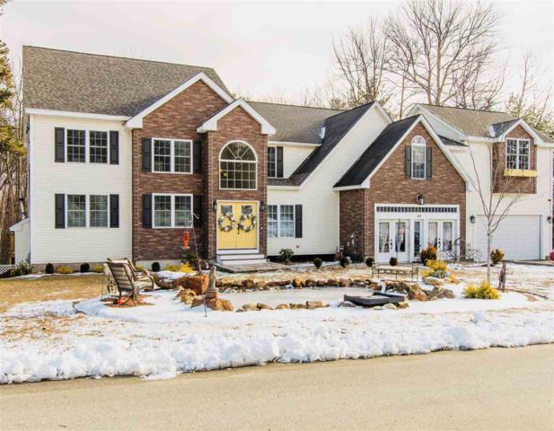 69 Woodhawk Drive, Milford, NH 03055 (MLS #4733434) :: Lajoie Home Team at Keller Williams Realty