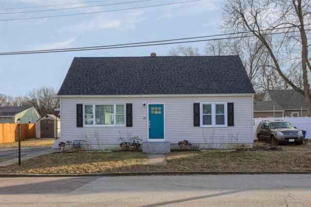 61 Saint Camille St., Nashua, NH 03060 (MLS #4733453) :: Lajoie Home Team at Keller Williams Realty