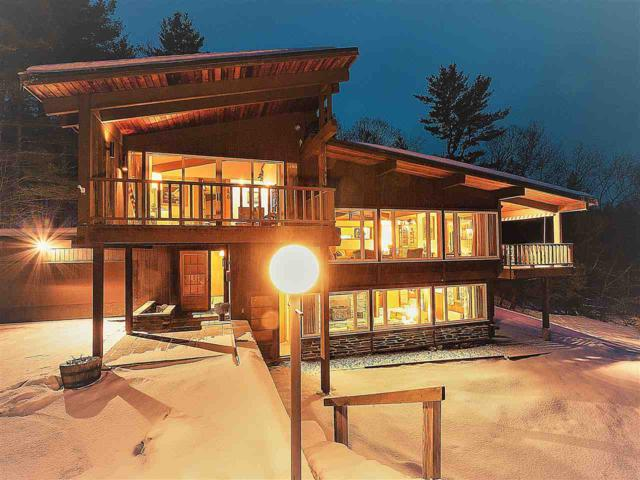 494 Stowe Hollow Road, Stowe, VT 05672 (MLS #4733490) :: Hergenrother Realty Group Vermont